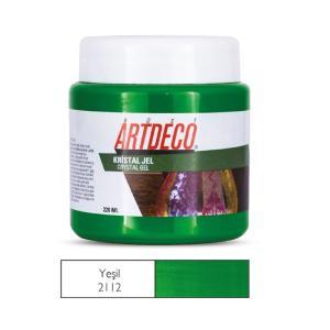Πάστα crystal Gel Artdeco 220ml πράσινο