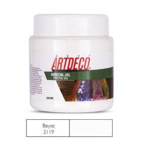 Πάστα crystal Gel Artdeco 220ml λευκό