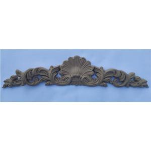 Ξυλόγλυπτο διακοσμητικό 33 × 7 cm
