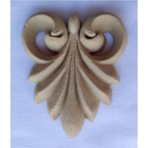 Ξυλόγλυπτο διακοσμητικό 7 × 6 cm