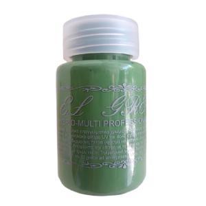 Ακρυλικά χρώματα professional multi – υβριδικά Green Oxide 60 ml  El Greco