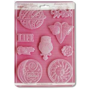 Εύκαμπτο Καλούπι για Σαπούνι-Γύψο - 21x29.7cm - Alchemy