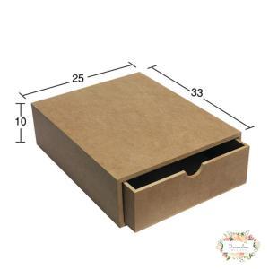 Κουτί MDF 33×25×10cm KU 314