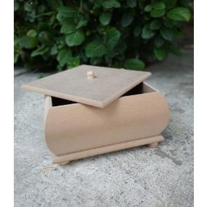 Κουτί mdf 19×19×11cm