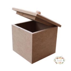 Κουτί MDF 11 × 11 × 10 cm KU42