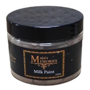 Χρώμα Παλαίωσης Milk Paint Pecan Maja's Memories 150ml