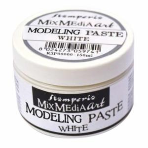 Modellling Paste White 150 Ml Stamperia