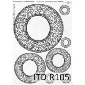Ριζόχαρτο ITD - 29.7x21cm 00r105