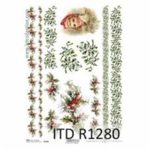 Ριζόχαρτο ITD - 29.7x21cm 00r1280