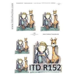 Ριζόχαρτο ITD - 29.7x21cm 00r152