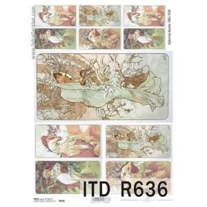 Ριζόχαρτο ITD - 29.7x21cm 00r636