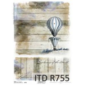 Ριζόχαρτο ITD - 29.7x21cm 00r755