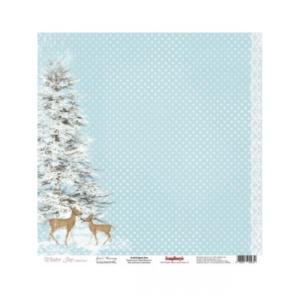 Χαρτί Scrapbooking One Side 30.5x30.5cm