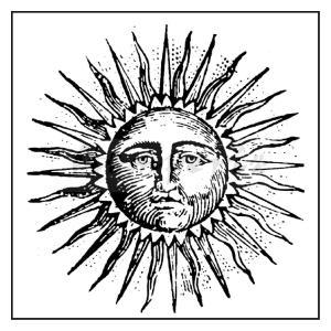 Σφραγίδα HD Ήλιος