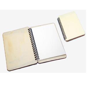 Ξύλινο σημειωματάριο  17.5x12.6cm