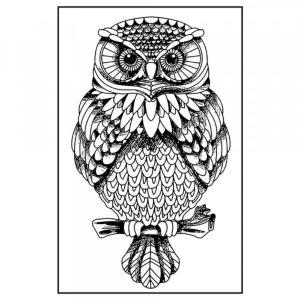 Σφραγίδα HD Owl
