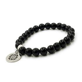 Black Onyx Bracelet (8mm)