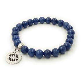 Blue Navy Bracelet (8mm)