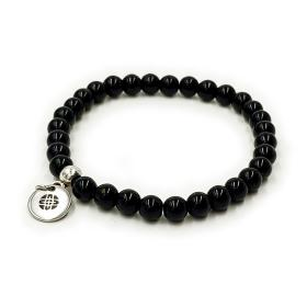 Black Onyx Bracelet (6mm)