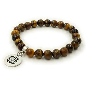 Brown Tiger Eye Bracelet (6mm)