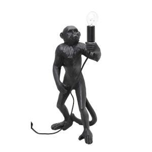 """Επιτραπέζιο Λαμπατέρ  Μαύρο """"Μαίμού"""" 24εκ. Espiel MAM114"""