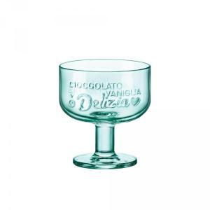 Ποτήρι Παγωτού 28cl Graphica Green CT6 Bormioli Rocco 00.10483