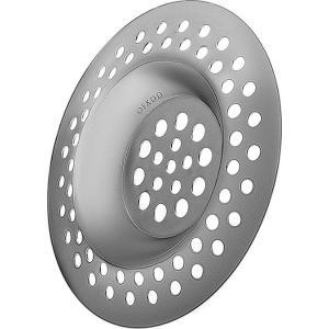Φίλτρο Νεροχύτη Σετ 2 Τεμαχίων Μεταλλικό Inox 0,6x7.2x7.2cm Estia 01-6990