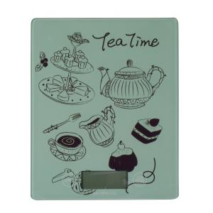 Ψηφιακή Ζυγαριά Κουζίνας 5kg Tea Time Estia 01-8840
