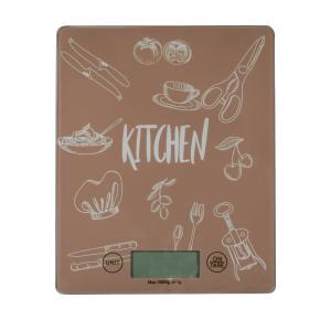 Ψηφιακή Ζυγαριά Κουζίνας 5kg Kitchen Estia 01-8857