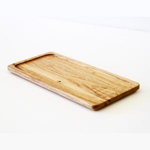 Ξύλινο πιάτο σκαφτό καστανιάς 30×15εκ. Rozos  ΚΑΣ-020162