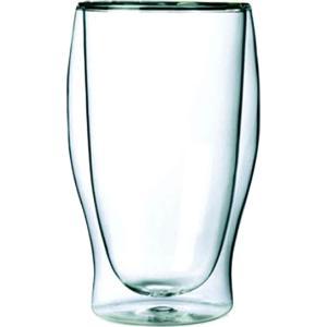 Ποτήρι Νερού Γυάλινο 470ml Bibita Luigi 2τμχ RM217 Bormioli Rocco 08.00115