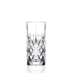 Ποτήρι Σωλήνα Melodia 360ml RCR 0802121