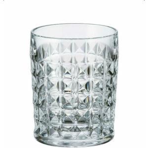Ποτήρι Ουίσκι Diamond 230ml Bohemia 0802855