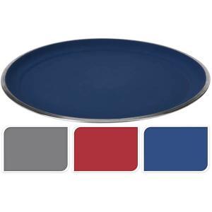 Δίσκος Μεταλλικός Σε 3 Χρώματα 35cm JK Home Decoration 89011