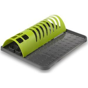 Πλαστική Πιατοθήκη Πράσινη 45,5x34,5x9cm Nava 10-014-041