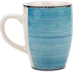Κούπα Lines Faded Blue Κεραμική  35cl  NAVA 10-099-225