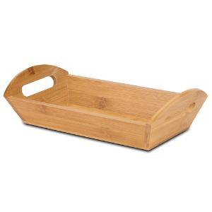 """Ψωμιέρα ξύλινη """"Terrestrial"""" 29cm Nava 10-107-033"""