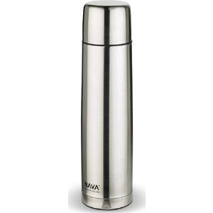 Θερμός Ανοξείδωτο με Βαλβίδα και Καπάκι-Ποτήρι 1lt Acer Nava 10-146-004