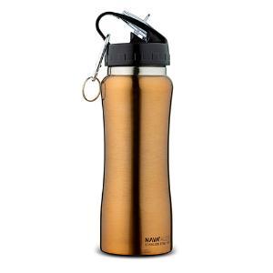 Θερμός μπουκάλι ανοξείδωτο copper με διπλό τοίχωμα και γάντζο 350ml Acer Nava 10-146-020
