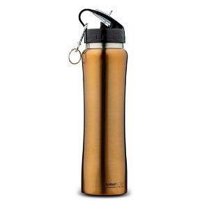 Θερμός μπουκάλι ανοξείδωτο copper με διπλό τοίχωμα και γάντζο 500ml Acer 10-146-030 Nava