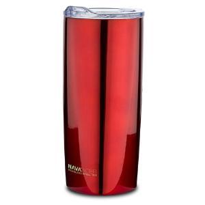 Θερμός ποτήρι ανοξείδωτο κόκκινο 440ml Acer Nava 10-190-001