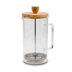 """Καφετιέρα για καφέ φίλτρου και τσάι με έμβολο """"Terrestrial"""" 600ml Nava 10-225-011"""