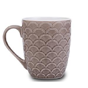 """Κούπα πορσελάνινη Καφέ """"New bone"""" 235ml 10-265-001-1"""