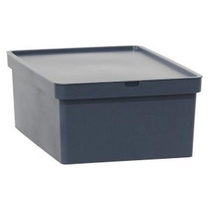 Κουτί Αποθήκευσης Nova 5lt 28x18,5x13cm Homestyle 104681