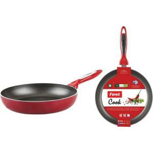 Τηγάνι βαθύ αντικολλητικό 26cm Fest Cook 111580