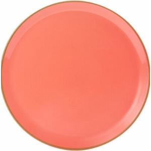 Πιάτο Πορσελάνη Ρηχό Πορτοκαλί 20cm Seasons Porland 162920O