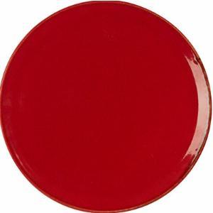 Πιάτο Πορσελάνη Ρηχό Κόκκινο 20cm Season Porland 162920R