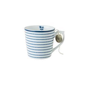 Κούπα μικρή candy stripe 22cl Blueprint Laura Ashley 178246