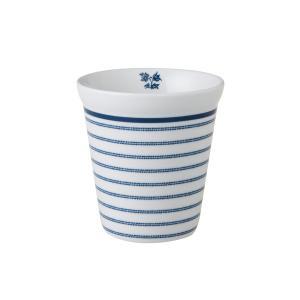 Κούπα χωρίς χεράκι candy stripe Blueprint Laura Ashley 179919