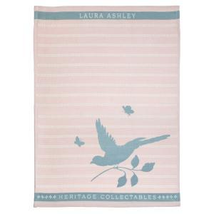Πετσέτα τσαγιού Blush Bird Heritage Laura Ashley 180799